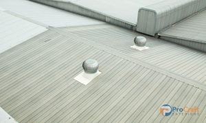 Metal Commercial Roofer