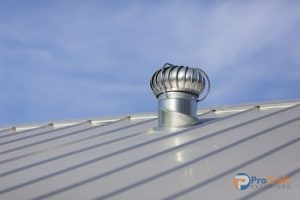 Commercial Aluminum Roofing System