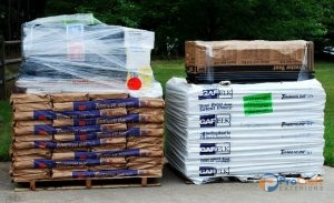 Roofing Materials for a Commercial Roofing Company