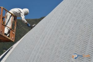 Are You Interested in Urethane Modified Acrylic Roof Coatings?