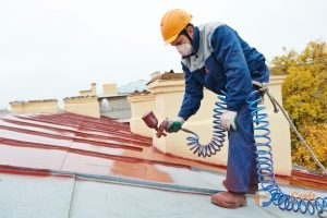 Are You Interested in Commercial Metal Roof Coatings?