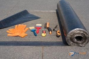 Modified Bitumen Roofing Materials