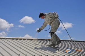 Are You Interested in Silicone Roof Coatings?