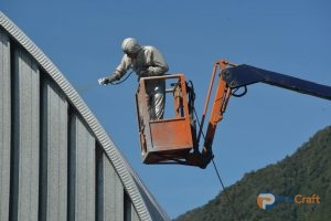 Are You Interested in Industrial Roof coatings?