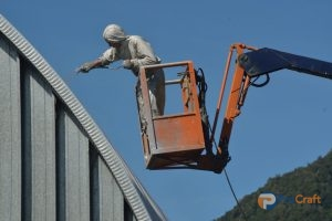 Roof Coatings Are Seamless
