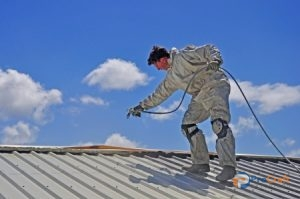 Roof Coatings Can Restore Your Commercial Roofing
